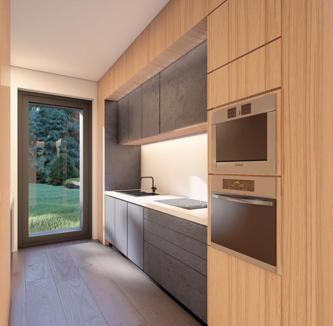 koncept domu